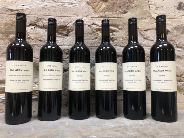 Rudderless Box of 6 wines